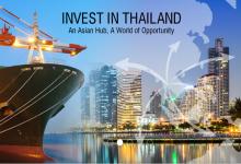 Ciel bleu sur l'investissement économique en Thaïlande
