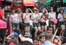 La fièvre de Songkran va s'emparer de la Thaïlande