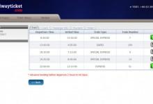 Les tickets de trains thaïlandais enfin disponibles en ligne ! Comment réserver ?