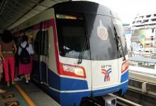 L'extension de la ligne BTS Sukhumvit prête à être inaugurée dans la province de Samut Prakan