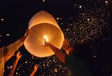 Loy Khratong, fête magique de Thaïlande