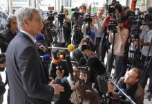 Rencontre entre Philippe Varin et le ministre thaïlandais des Affaires étrangères
