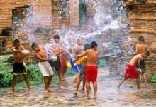 Songkran : le nouvel an bouddhiste et ses batailles d'eau !