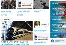 Thailande Actualité : un site d'actu 100% Thaïlande, 100% français