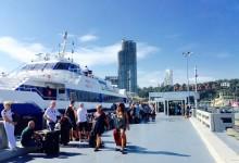 Une nouvelle liaison de ferry Pattaya - Hua Hin se met à l'eau