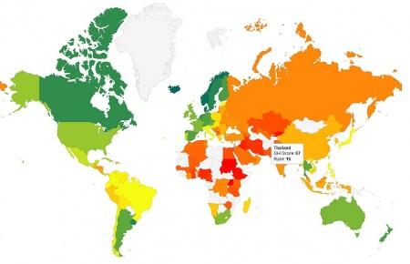La Thaïlande, un pays où il fait bon d'être gay