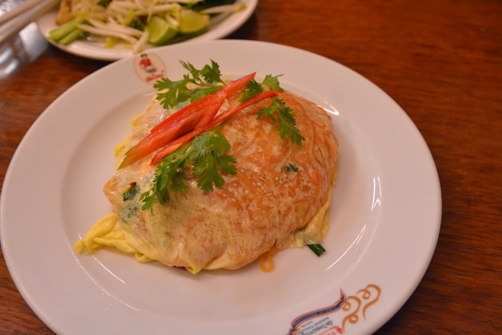 Cuisine de thailande le pad tha des origines l assiette - Assiette de cuisine ...