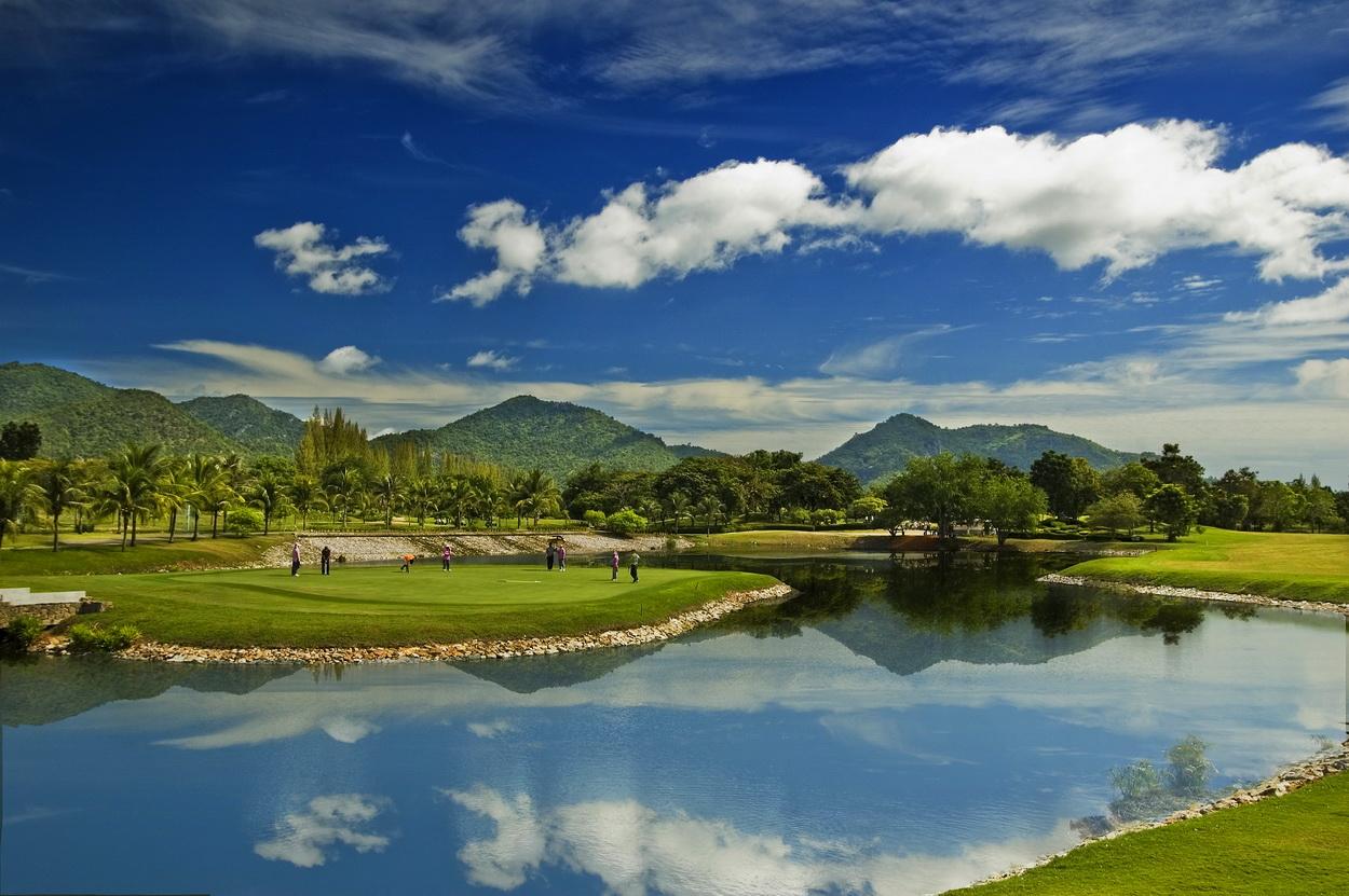 Investir dans le plaisir du golf à Hua Hin en Thailande