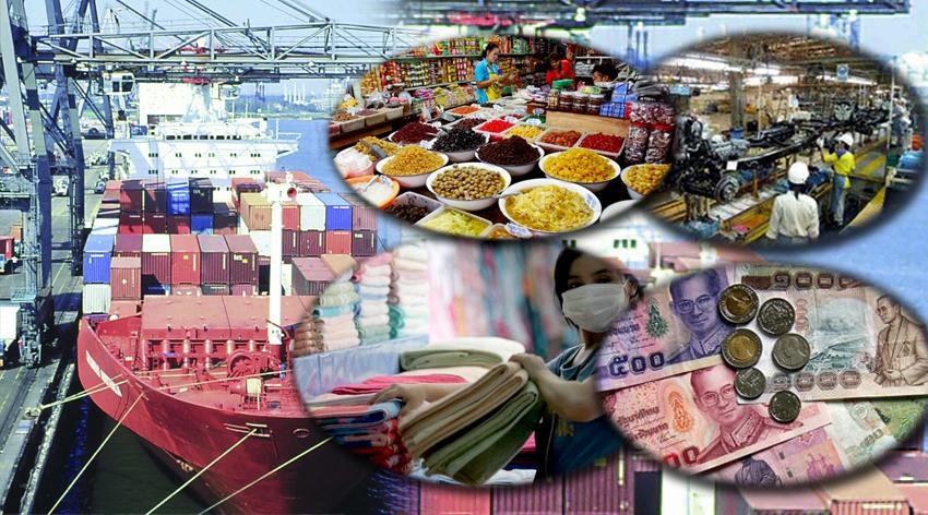La Thaïlande annonce une estimation de croissance à plus de 3% pour le 1er trimestre
