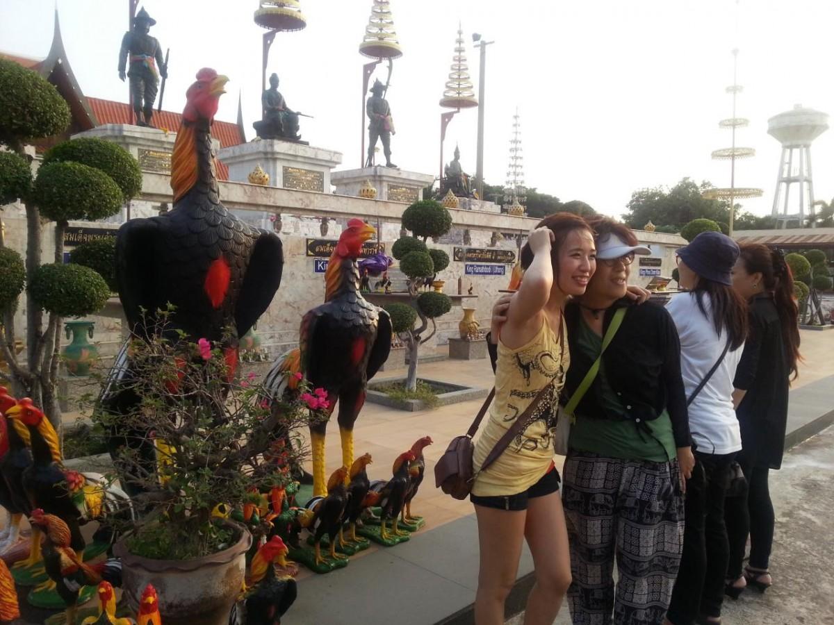 La Thaïlande vise un incroyable record de 30 millions de touristes en 2015