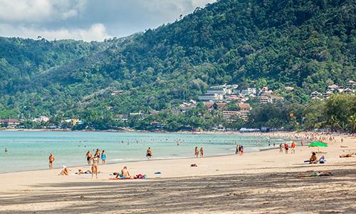 Le gouvernement Thailandais mise sur Phuket