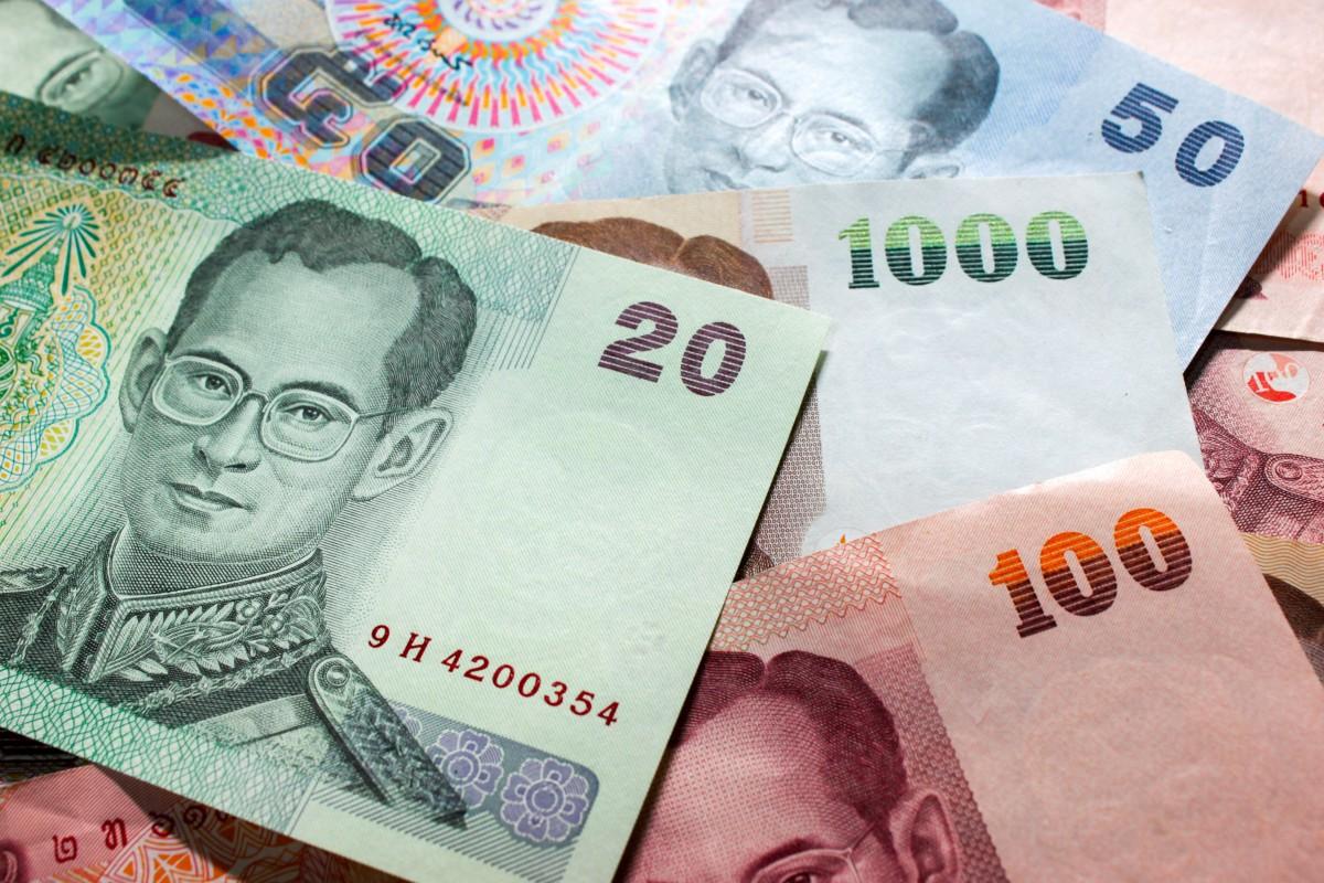 Semaine de baisse pour le baht de Thailande, la dépréciation va continuer